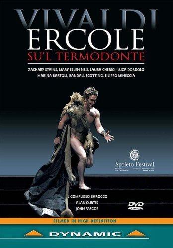 Vivaldi - Ercole su'l Termodonte / Il Complesso Barocco, Curtis (Spoleto Festival 2006) by Alan Curtis hier kaufen