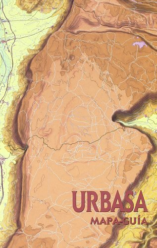 Urbasa - mapa-guia