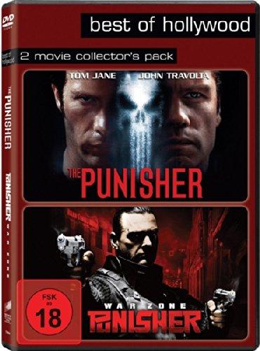 Bild von Best of Hollywood - 2 Movie Collector's Pack: The Punisher / The Punisher: War Zone [2 DVDs]