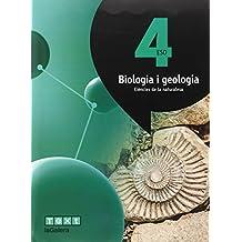 Biologia i geologia 4  ESO Atòmium - 9788441223097