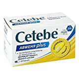 CETEBE Abwehr Plus, 60 Stück