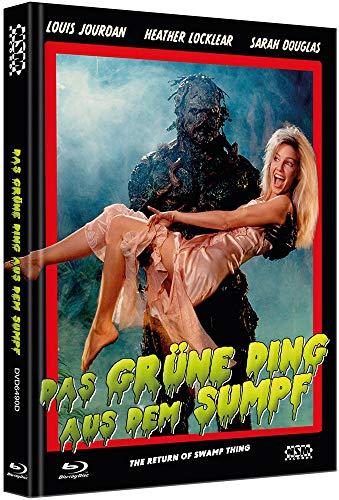 Das grüne Ding aus dem Sumpf [Blu-ray] [Limited Collector's Edition]