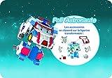 Robocar Poli - Figurine transformable Poli Astronaute - 10 cm