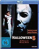 Halloween 5 - Die Rache des Michael Myers - Ungekürzte Fassung [Blu-ray]