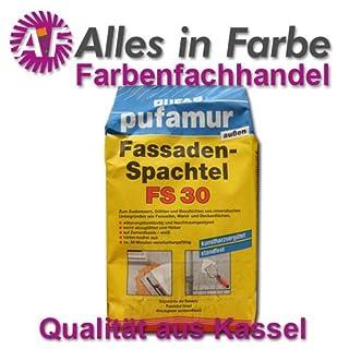 Pufas Pufamur Fassadenspachtel FS 30 5,000 KG