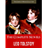 THE COMPLETE NOVELS OF LEO TOLSTOY (The Complete Works Collection) CRITICAL EDITION: All the Unabridged Novels of Leo Tolstoy | Leo Tolstoi incl. War and ... Complete Works of Book 1) (English Edition)