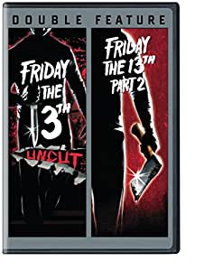 Friday the 13th Part I & Part 2 [Import USA Zone 1]