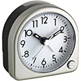 TFA 60.1020.53 - Reloj despertador electrónico, color dorado