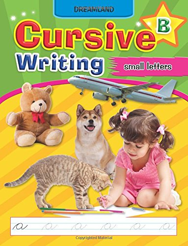 Cursive Writing Book (Small Letters) – Part B