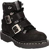 Donna Carolina Damen 38.622.171-012 Boots schwarz 38 EU