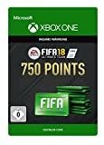 FIFA 18 Ultimate Team - 750 FIFA Points | Xbox One - Download Code