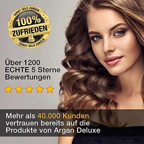 ARGAN + Ssiz De Luxe Professional Argan Oil Nourishing Shampoo, 300 ml