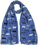Cow Print Ladies Fashion Scarf