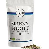 TEATOX Tisane d'biologique avec Rooibos Le thé de la soir pour le corps et l'esprit