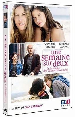 une Semaine sur deux (et la moitié des vacances scolaires) (Alternate weeks) (DVD) (2008) (French Import) by Mathilde Seigner