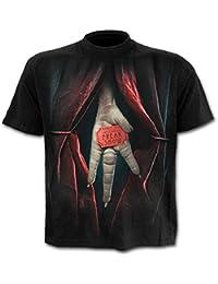 American Horror Story T Shirt Donna Spiral Direct x Freak Show (Nero)