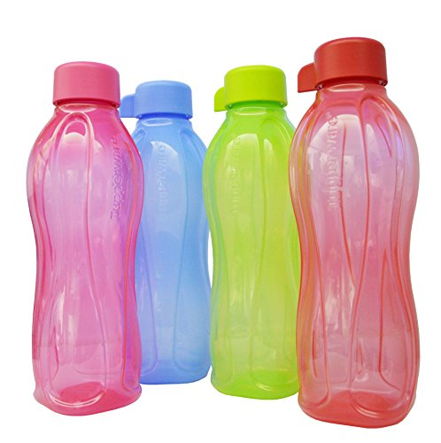 Tupperware 500 Ml Water Bottle 4*500 Ml by Tupperware