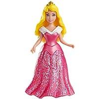 Princesas Disney - Muñeca, miniprincesa Bella durmiente (Mattel X9415)