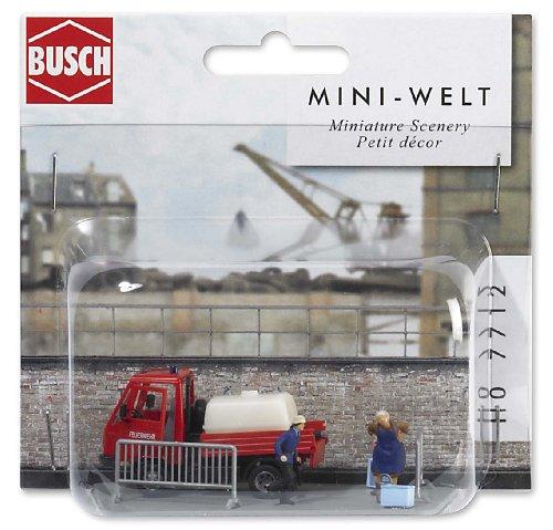 Busch 7712 - Mini-Welt: Wasserversorgung