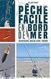Pêche facile en bord de mer - 40 poissons, bas de ligne et noeuds