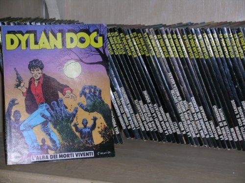 Collezione Dylan Dog n. 1-270 prima edizione