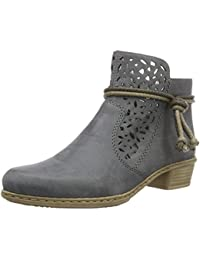 Rieker Damen Y0736 Kurzschaft Stiefel