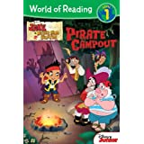 World of Reading: Jake and the Never Land Pirates Pirate Campout: Level 1