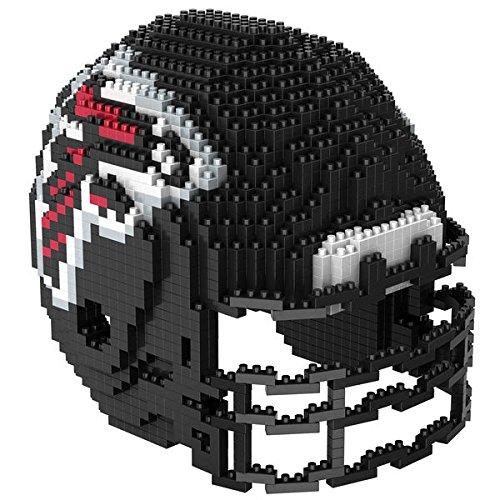 Atlanta Falcons NFL Football Team 3D BRXLZ Helm Helmet Puzzle