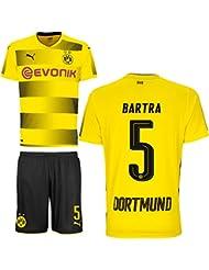 BVB Borussia Dortmund 3er Set 2017 2018 inkl. BVB PIN