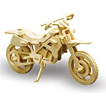 Pebaro - Maqueta madera moto de cross