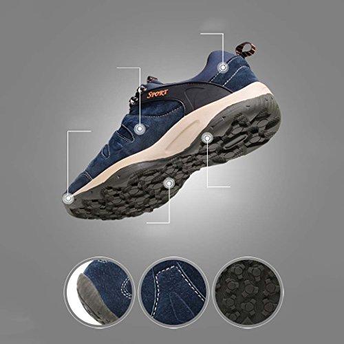 ZXCV Scarpe all'aperto Scarpe da uomo scarpe da escursione all'aperto scarpe scarpe casual quotidiane Khaki