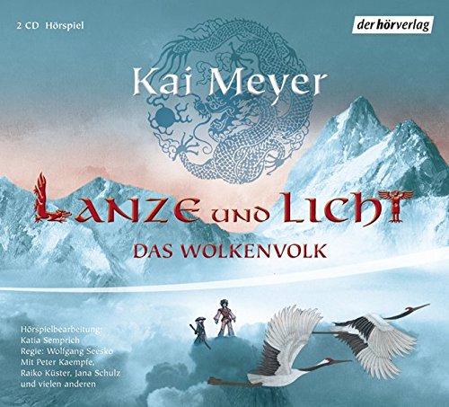 Lanze und Licht: Das Wolkenvolk (Band 2 von 3). Hörspiel ab 10 Jahren
