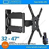 Tanotis Imported 6 Way Swivel Tilt TV Wa...