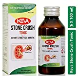 Keva-Industries Herbal, Ayurvedic and Safe Stone Crush Tonic (6 x 100 ml)