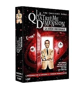 La Quatrième dimension (La série originale) - Saison 2 [Édition remasterisée]