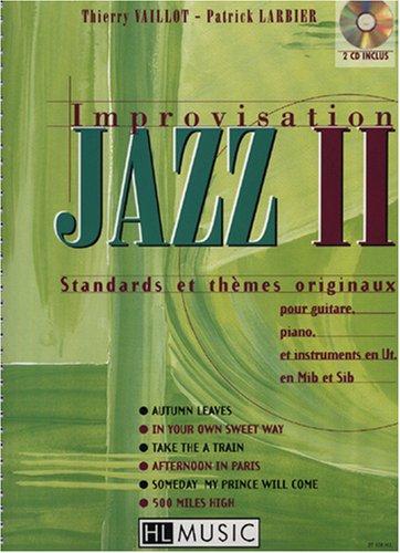 Improvisation jazz Volume 2