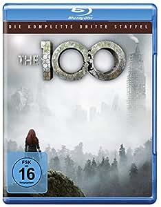 The 100 - Die komplette 3. Staffel [Blu-ray]
