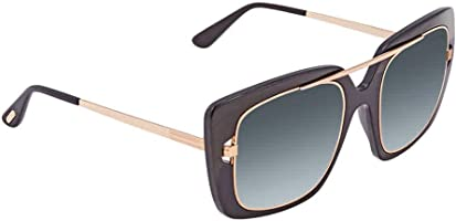 Tom Ford Women's Sunglasses - FT0619-01B 52-22-135mm, Size 135 mm