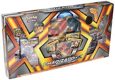 "Pokemon 80268""Inglés charizard-gx"" caja juego por Pokemon"