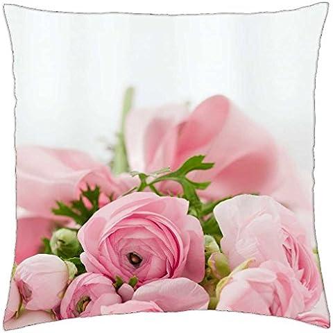 Wedding Bouquet! - Throw Pillow Cover Case