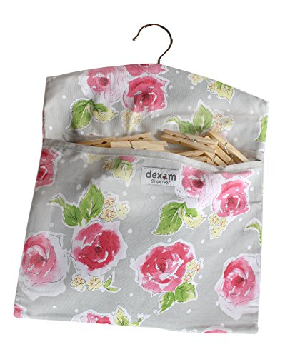 retro-style-vintage-fabric-peg-bag-pink-rose-garden-design-with-clothes-line-hanging-hook-includes-5