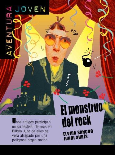 El monstruo del rock (Aventura Joven) por Jordi Surís