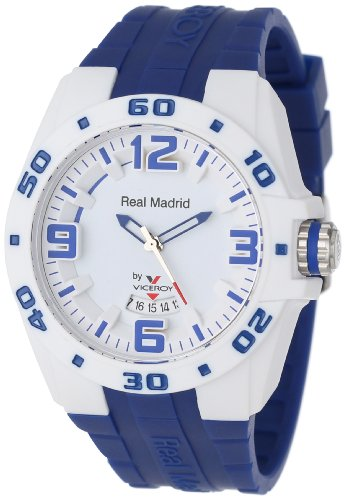 Montre Viceroy Real Madrid 432851-05 Homme Blanc