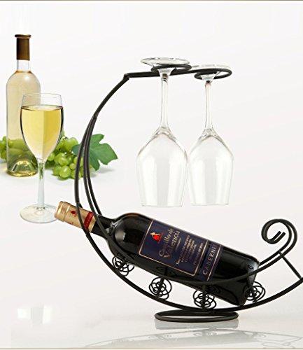 ZHDC® Bouteille de vin rouge de vin rouge Bouteille de bouteille de vin rouge Multifonctions ( Couleur : #1 )