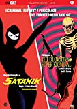 Satanik + The diabolikal super-kriminal (collector's edition) [2 DVDs] [IT Import]