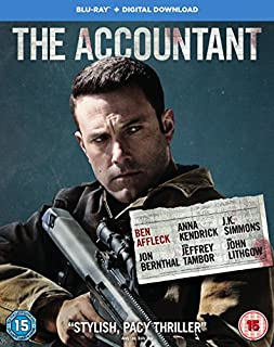 Movie - Accountant (1 Blu-ray)