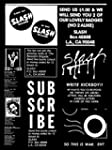 Slash: A Punk Magazine from Los Angel...