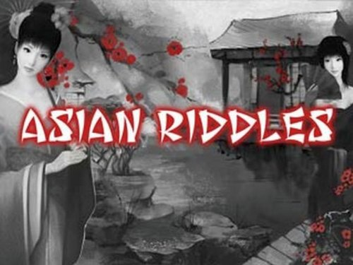 Asian Riddles Die Rtsel Asiens