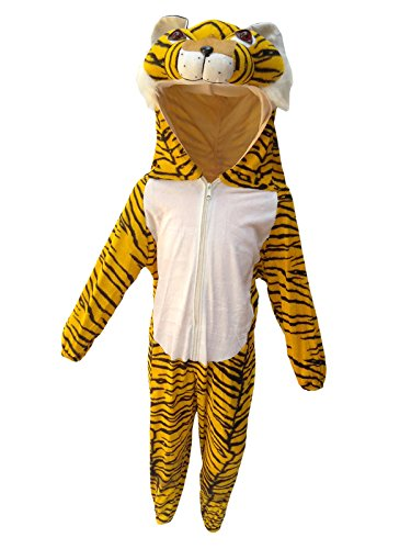 Kaku Fancy Dress Kids Tiger Costume Dress
