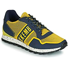 6f5517b26a4373 Scarpe basse Sneakers Uomo Giallo (FEND-ER_2084) - Bikkembergs